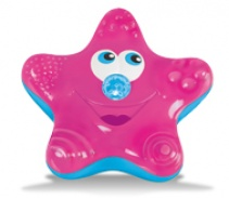 Matilda just loves her Star Fountain - Mummy loves watching her drench Daddy with it too :)