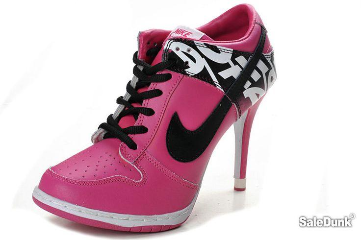 Hot Pink Nike Heels For Kids   Provincial Archives of Saskatchewan