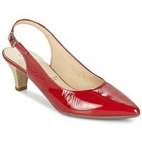Chaussures Femme Escarpins Dorking IRATI Rouge