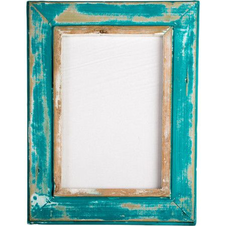 Handcrafted From Reclaimed Wood This Photo Frame Is The Perfect Accent On Your Rustic Console