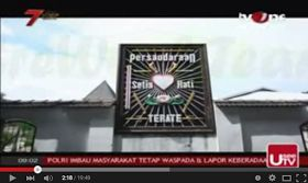 PSHT Video - Jejak Pendekar TVone