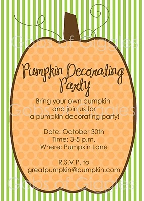 Pumpkin Decorating Party Ideas| http://best-phone-4101.blogspot.com