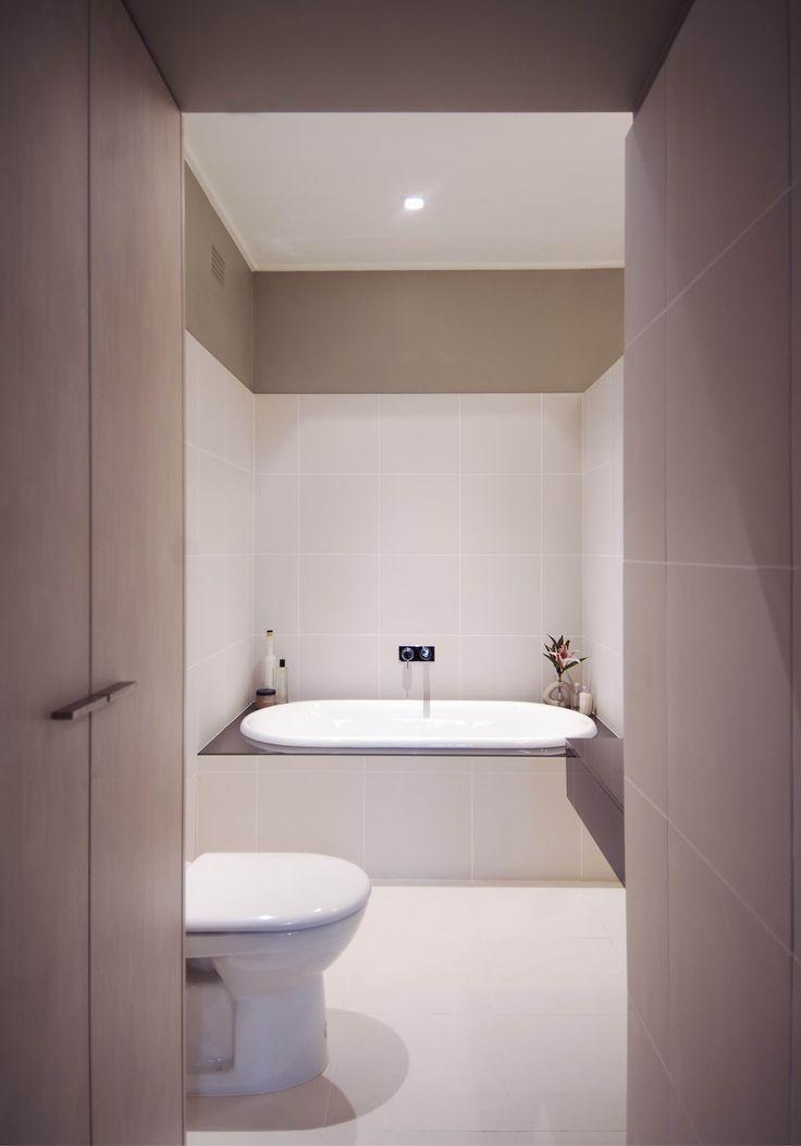 Master bathroom. Brooke Aitken Design.