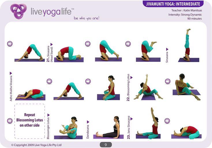 intermediate yoga pose jivamukti yoga intermediate yoga