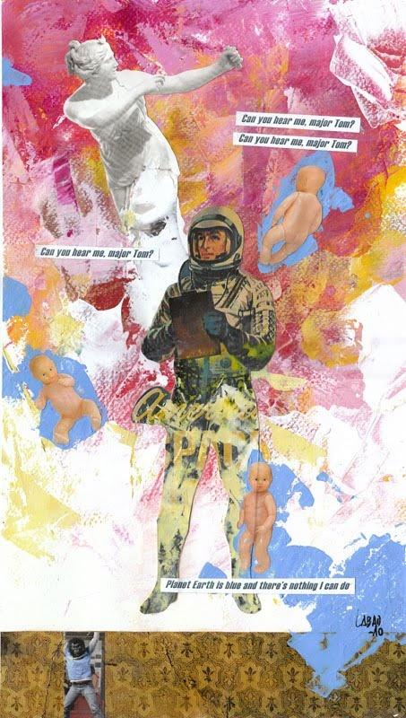 Space Oddity Remix. Artista: Alberto Labad