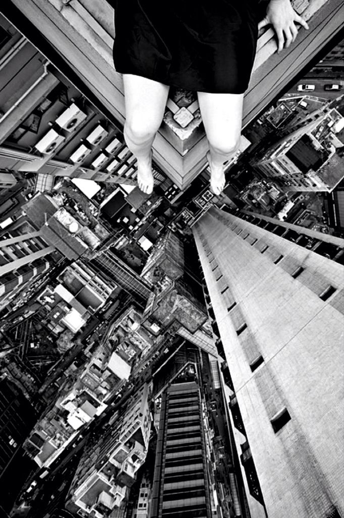 Cebe13 :: Don't Look Down!