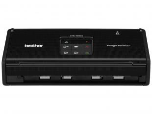 Scanner de Mesa Colorido Alimentador Automático - Brother ADS1000W