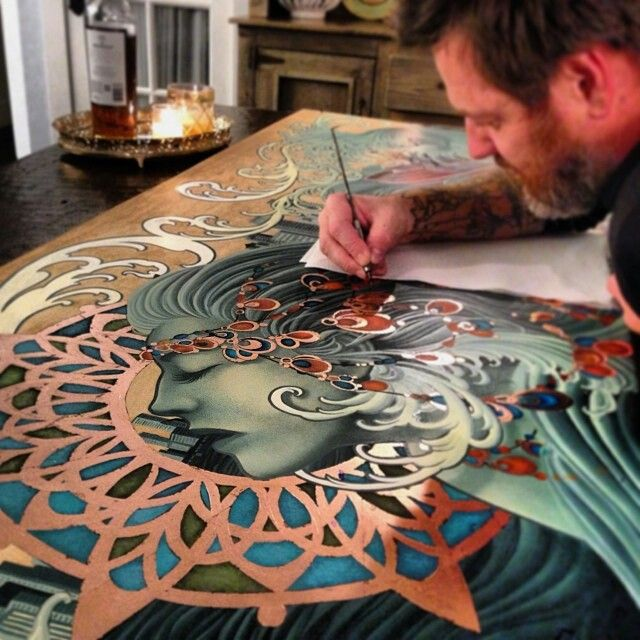 11 best images about art on pinterest cas san diego and for Tattoo expo san diego