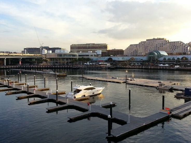 Cocklebay Wharf Sydney