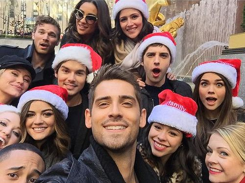 PLL, Baby Daddy, The Fosters,  Melissa and Joey, Chasing life, young and hungry