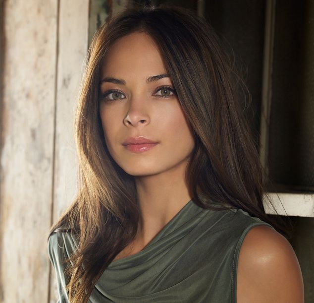 Kristin Kreuk (Catherine in Beauty & the Beast)