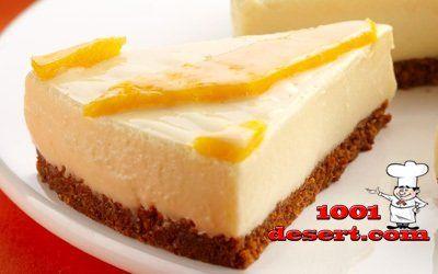 торт со сгущенным молоком без выпечки