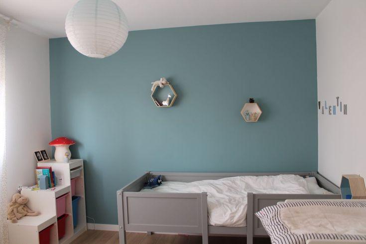 Chambre A Coucher Nature : Photo Chambre de notre petit grand, 3 ans  Décoration  Chambre