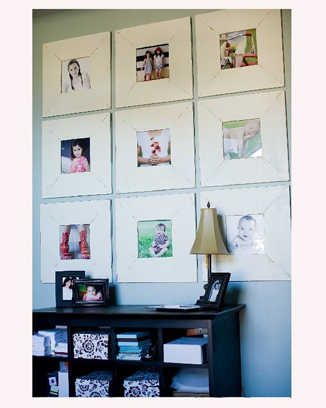94 best Home Photo Displays images on Pinterest | Home ideas ...