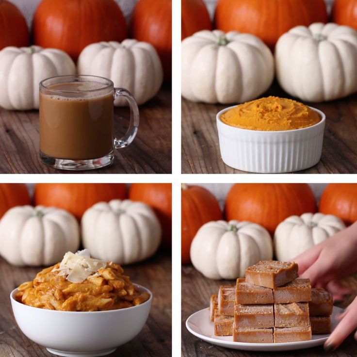 4 Ways To Use Canned Pumpkin // #pumpkins #fall #goodful #recipes #diy