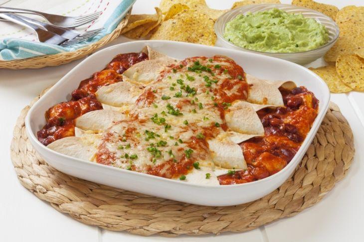 3 niezwykłe dania, do których możesz wykorzystać placki tortilla!