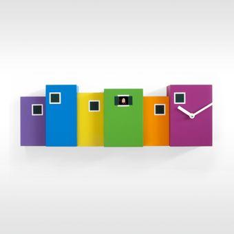 Progetti koekoeksklok Burano door Eloisa Libera