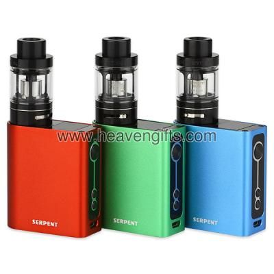 Wotofo Serpent 50W TC Kit - Easy Operating, Ergonomic and Light Weight