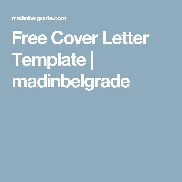 25+ melhores ideias de Cover letter creator no Pinterest - free cover letter creator