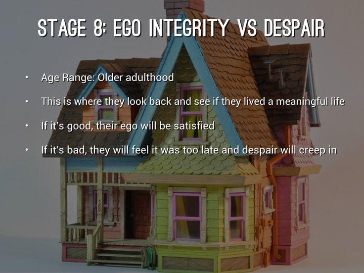 erik eriksons theory on aging Erickson's 8th stage of life:as depicted in disney/pixar's movie up  erik/stageinthtml erik erikson's psychosocial crisis life cycle model .