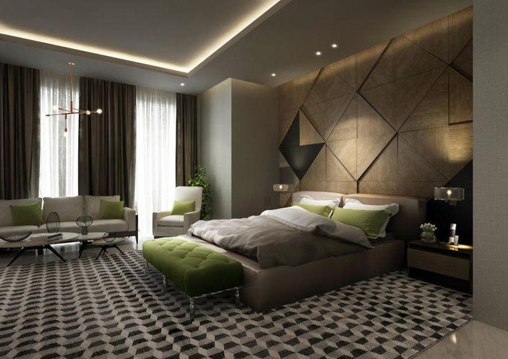 ديكور غرفة نوم مستوحاة من أجنحة الفنادق In 2019 Modern