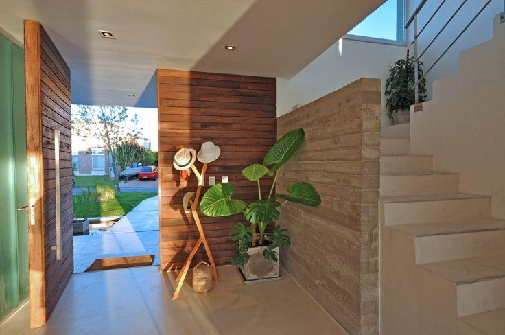 Casa Labrador #Accesos #Puertas #VanguardaAchitects #Architecture