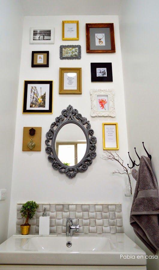 17 mejores ideas sobre decoraci n de medio ba o en for Decoracion medio bano
