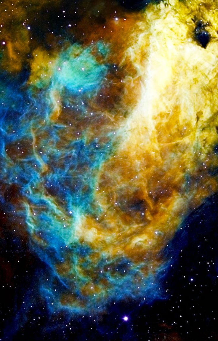 M17 – The Omega Nebula. It's just simply and completely one of the most beautiful sights to see that there is.