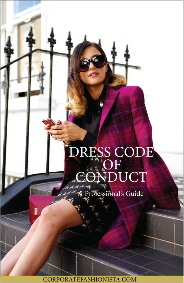How To Decode Your Office Dress Code | http://www.corporatefashionista.com/