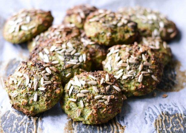 Grain Free Broccoli buns - A tasty love story