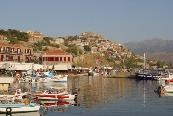 The island Lesvos or lesbos in Greece where my grandmother is from.