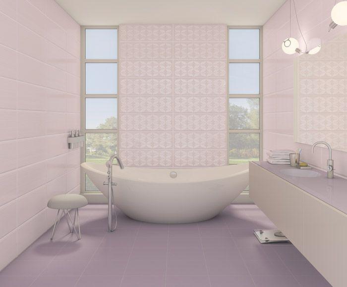 Serenity series wall tiles 25x75 cm. | Arcana Tiles | Arcana Ceramica | baldosas cerámicas | bathroom inspiration | home decor | bathroom