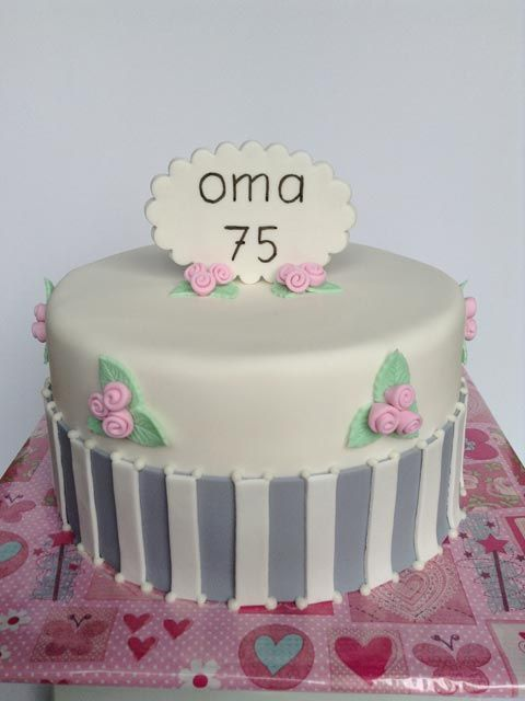 Verjaardagstaart Oma