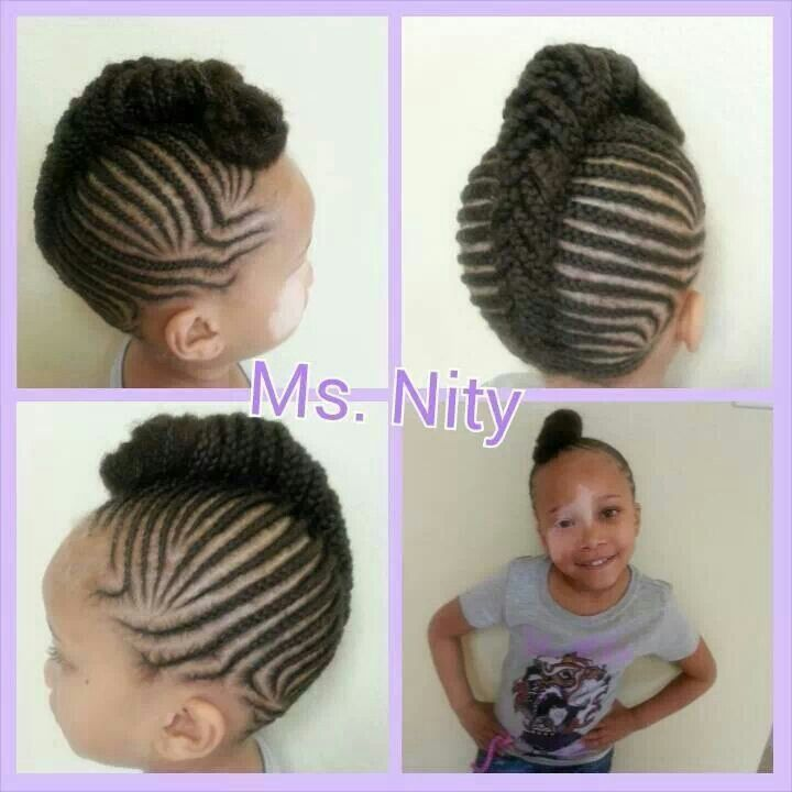 Kids Hairstyles Alluring 23 Best Sherene Images On Pinterest  African Hairstyles Protective