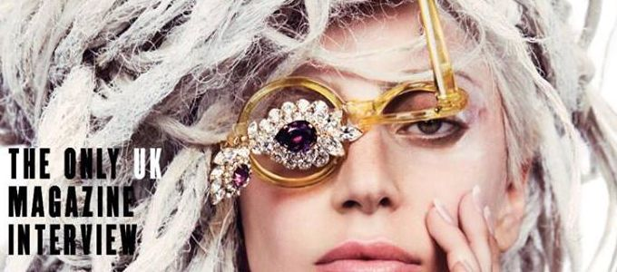 Lady Gaga covers 'Attitude' Magazine