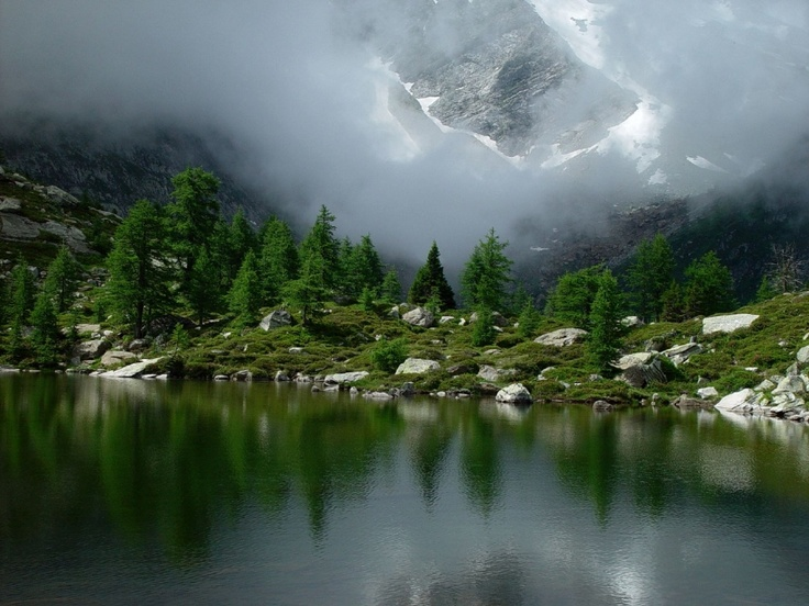 tranquility by josef.stuefer  posted 2 Jul 2012 16:33 by Damien KanakNature Pictures, Travel Photos, Alps Switzerland, Lakes, Swiss Alps, Earth, Places, Nature Beautiful, Elves