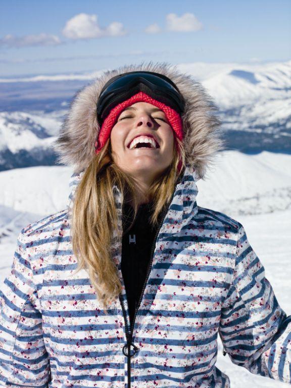 My new ski jacket :D