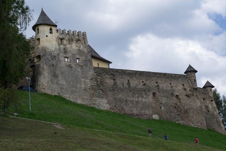 Castle - Stara Lubovna Slovakia