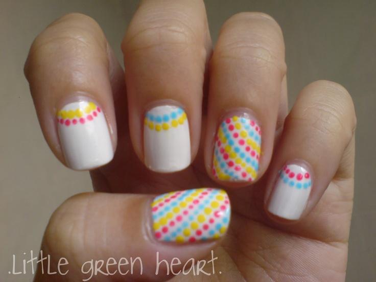 Cute Nail Art For Short Nails