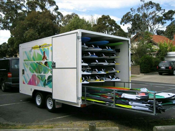 17 Best images about windsurf trailer on Pinterest | Surf, New trailers and Sprinter van