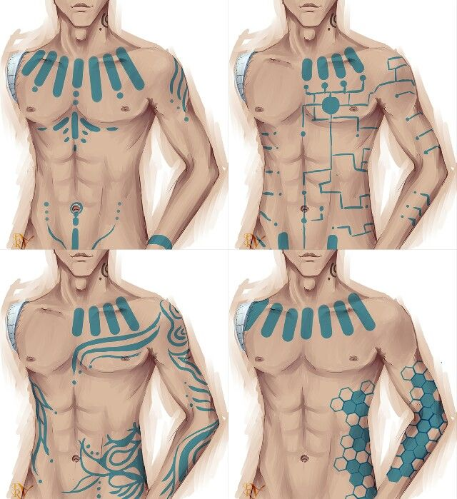 Rhys Tattoo Ideas ❤