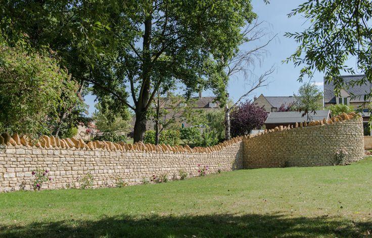 Limestone Exterior Walls