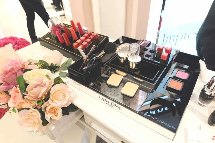 Lancome New Counter Opening at Central Grand Indonesia
