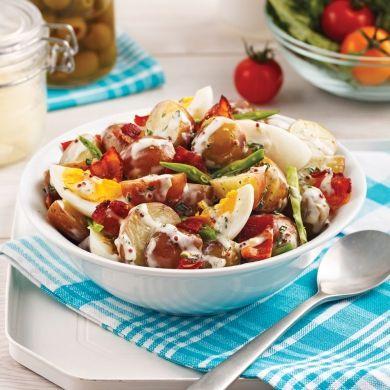 Salade de pommes de terre - Recettes - Cuisine et nutrition - Pratico Pratique