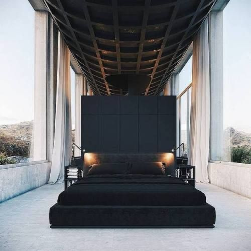 Unique bedroom for your future home || Feel the wilderness straight from your home and keep up with the latest interior design trends || #luxuryhouse #inspirations #designs || Explore more: http://homeinspirationideas.net/category/room-inspiration-ideas/bedroom