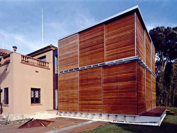 Casa AF, Barcelona.  House. #modern #architecture #jaumevalor #house #singular #AV #ernestaltes