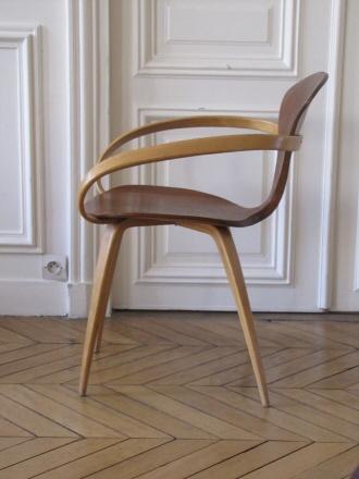 Serie de chaises et fauteuil Cherner