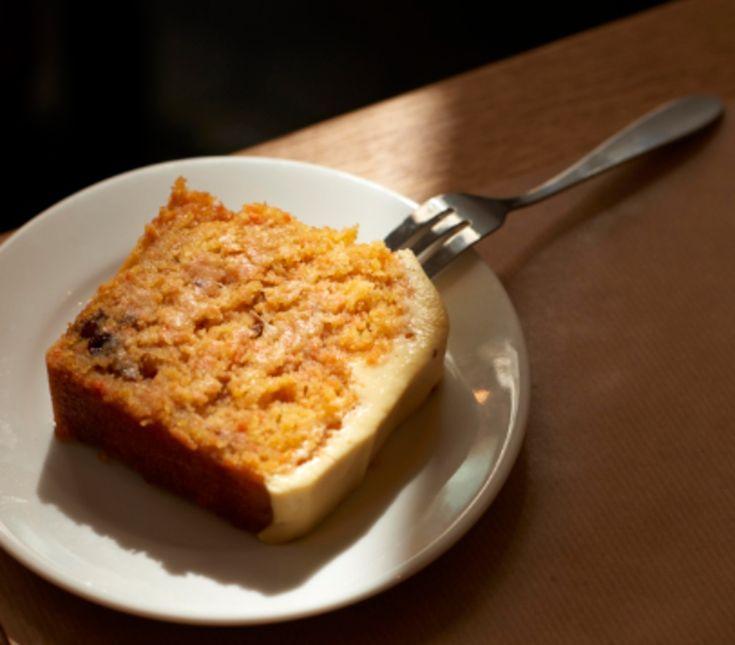 Een echte Odette-klassieker. Door de jaren heen is de carrot cake flink gefinetuned en verbeterd. Dit is de meest recente versie.