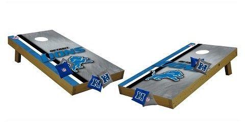Wild Sports NFL Detroit Lions Wild Sports Tailgate Toss Cornhole Shields