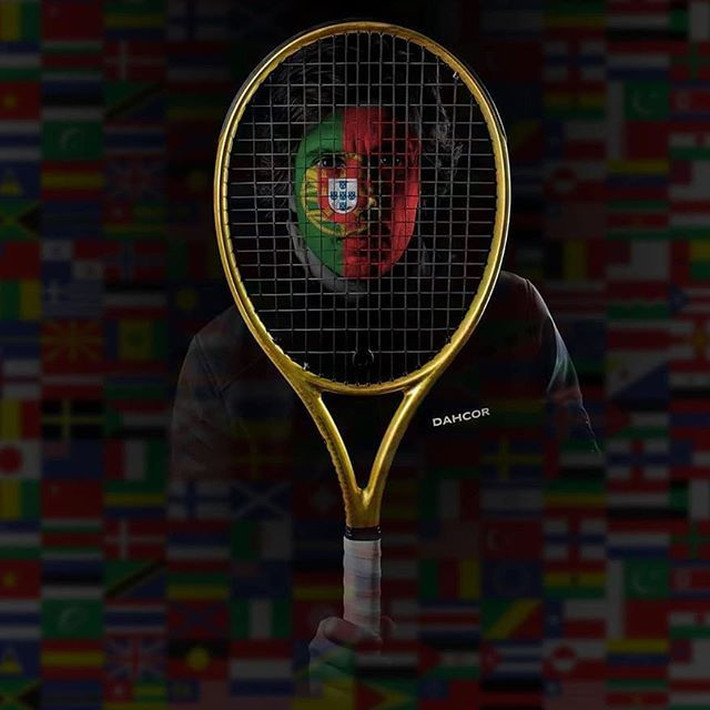 From Portugalto The World Dahcor Was Created With The Sole Intent To Design And Develop The Worlds Finest Tennis Products Made In Portug In 2020 Rackets Tennis Grips